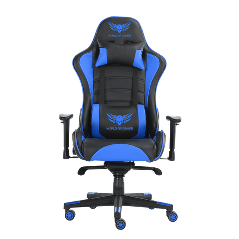 World Of Gamer Cadeira Gaming Ranger D354 Azul