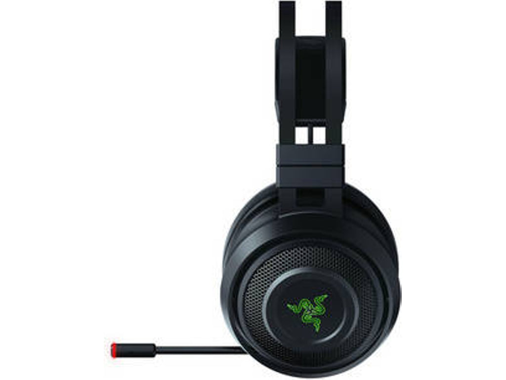 Auscultadores Razer Gaming Nari Wireless 7.1 PC/PS4 Preto
