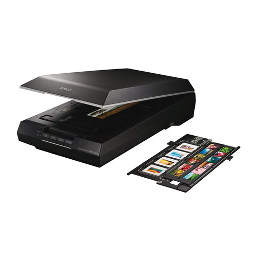 Scanner Epson Perfection V600 Photo Preto