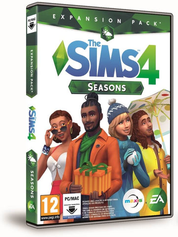 Jogo PC The Sims 4 Seasons (Código Download)