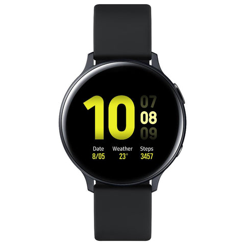 Smartwatch Samsung Galaxy Watch Active2 44mm Preto Azulado