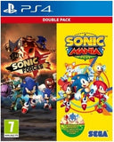 PS4 SONIC MANIA & SONIC FORCES DOUBLE PACK