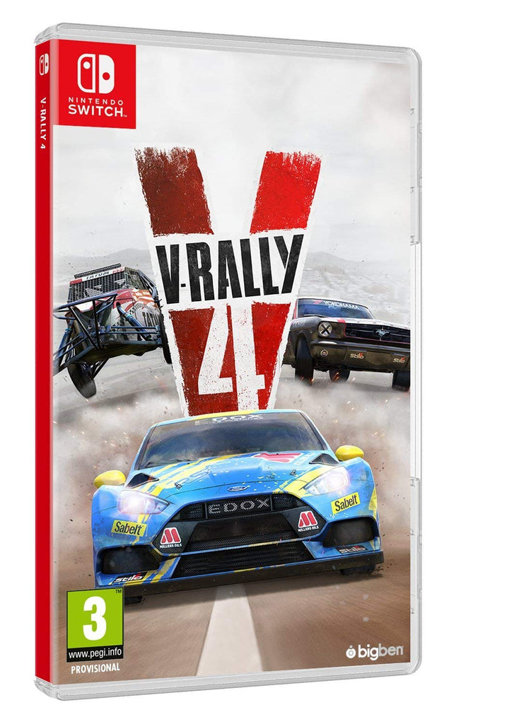 Jogo Switch V-Rally 4
