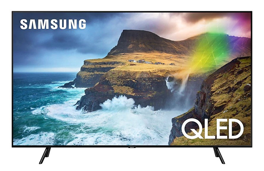 Smart TV Samsung 55Q70R QLED 55 Ultra HD 4K
