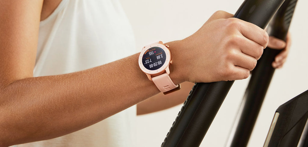 Smartwatch Amazfit GTR 42mm Rosa