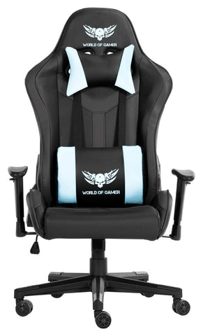 World Of Gamer Cadeira Gaming Spider D344 Preto