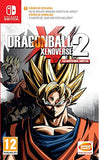 Jogo Switch Dragon Ball Xenoverse 2 (Código de Download)