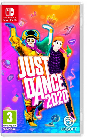 Jogo Switch Just Dance 2020