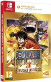Jogo Switch One Piece Pirate Warriors 3 (Código de Download)