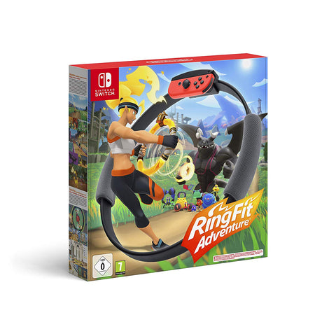 Jogo Switch Ring Fit Adventure