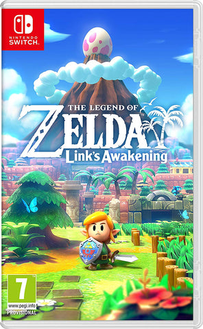 Jogo Switch The Legend of Zelda: Link's Awakening