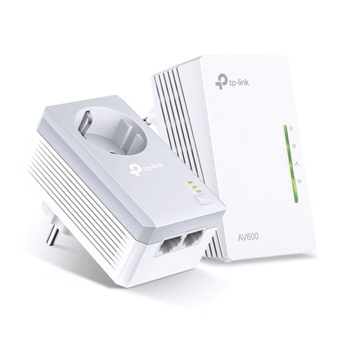 Powerline TP-Link TL-WPA4226KIT AV600 Wifi Starter Kit