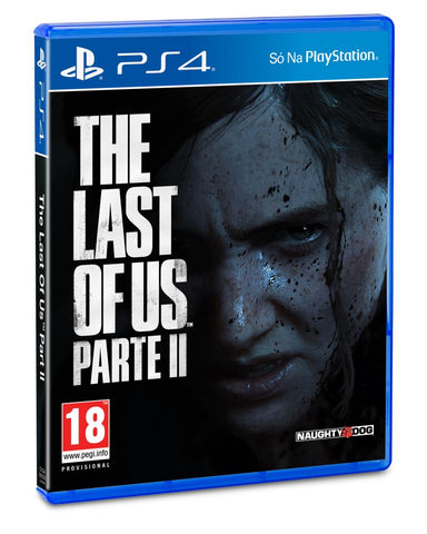Jogo PS4 The Last Of Us: Parte II