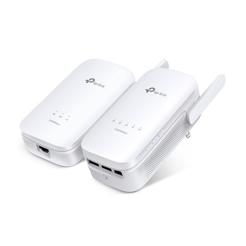 Powerline TP-Link TL-WPA8630 KIT AV1300 ac Gigabit WiFi