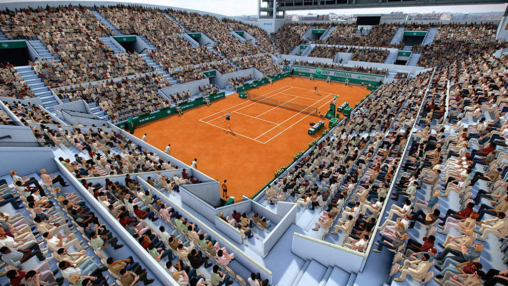 Jogo Switch Tennis World Tour Roland Garros Edition