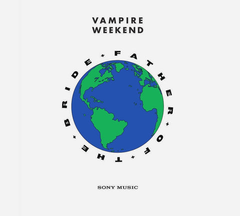 Vampire Weekend - Father Of The Bride CD