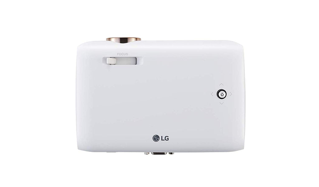 Videoprojetor LG PH550G LED 550 Lúmens HD WiFi Bluetooth Bateria