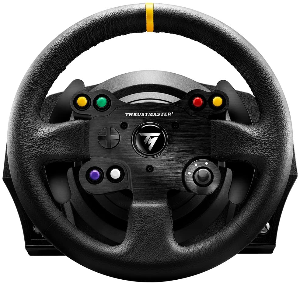 Volante Gaming Thrustmaster TX Racing Leather Edition (Xbox One)