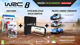 Jogo Switch WRC 8 Collector's Edition