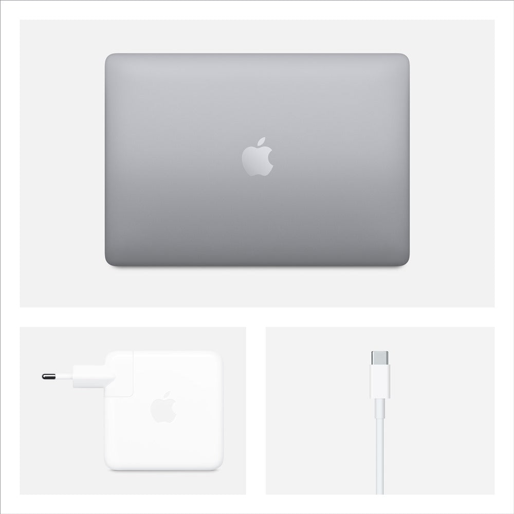 Apple MacBook Pro Cinzento Sideral - Portátil 13.3 Core i5 16GB RAM 512GB SSD Iris Plus Graphics