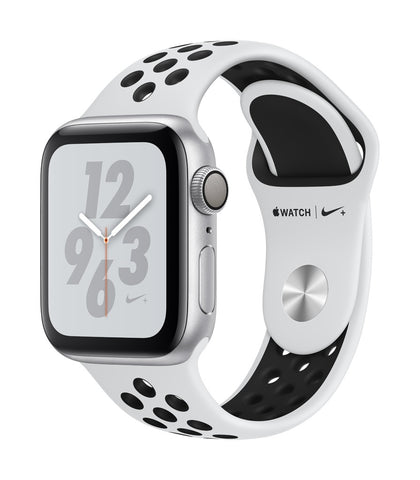 Apple Watch Nike+ 40mm Series 4 Sport Branco - Smartwatch