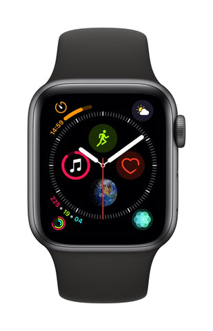 Apple Watch 40mm Series 4 Sport Preto - Smartwatch