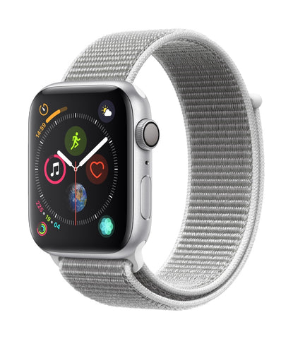 Apple Watch 44mm Series 4 Loop Sport Branco - Smartwatch