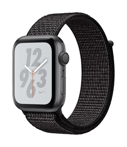 Apple Watch Nike+ 44mm Series 4 Loop Sport Preto - Smartwatch