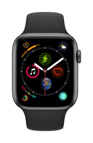 Apple Watch 44mm Series 4 Sport Preto - Smartwatch