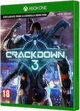 XBOX ONE CRACKDOWN 3