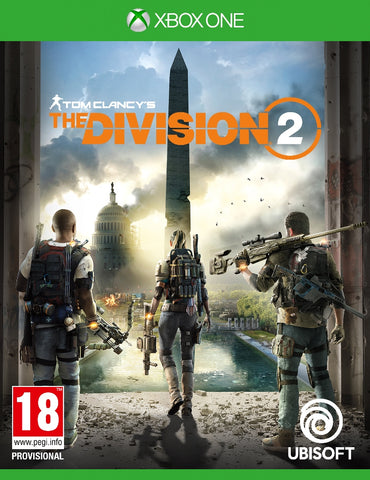 RESERVA JÁ XBOX ONE THE DIVISION 2