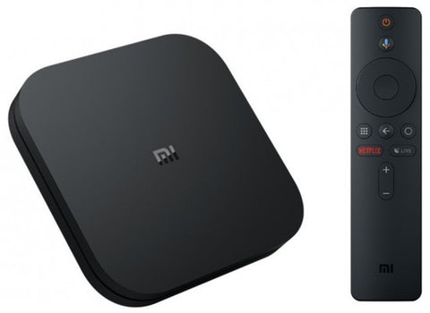 Android TV Xiaomi Mi Box S 4K 8GB HDR - Leitor Multimédia
