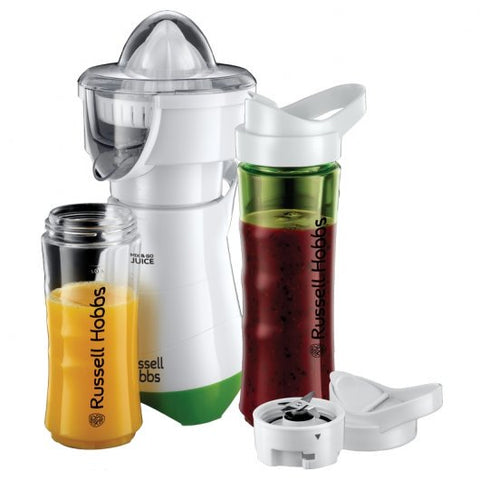 Russell Hobbs Liquidificadora  Mix & Go Juice 21352-56 600ml