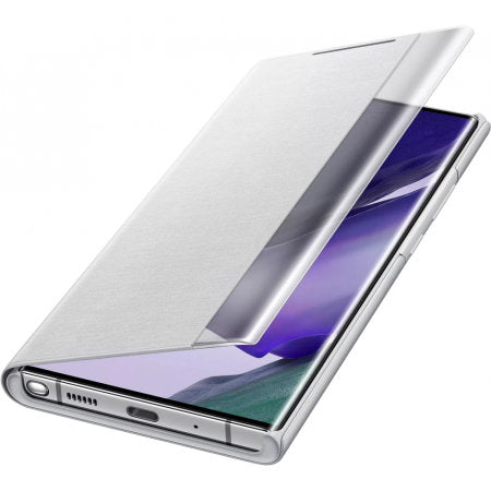 Capa Samsung Note 20 Ultra Clear View Cinza