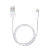 Cabo USB Apple iPhone Tipo A/ Lightning 0.5m