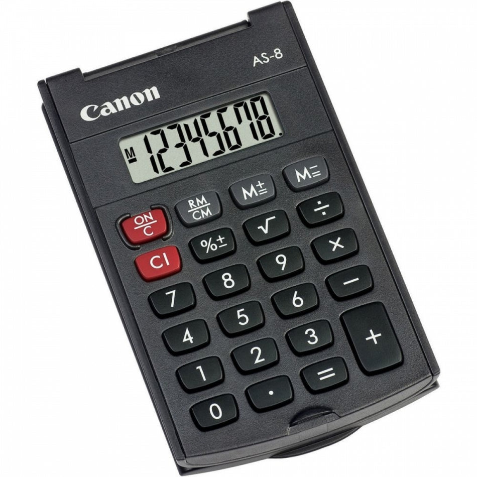 Calculadora Canon AS-8 HB EMEA