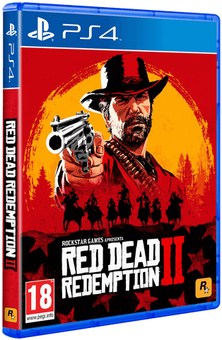 Jogo PS4 Red Dead Redemption 2