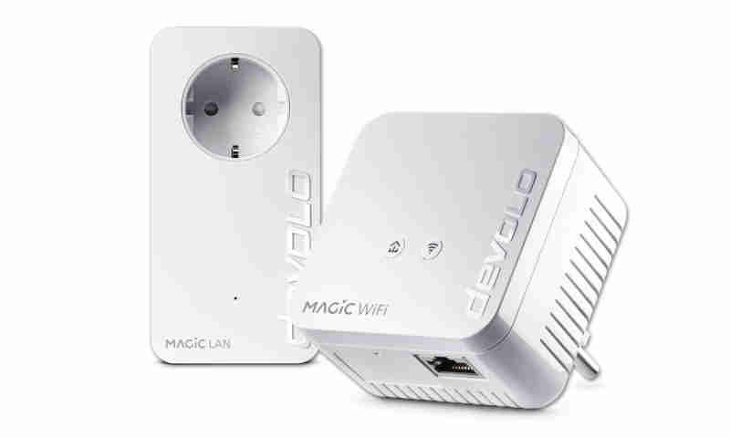 Powerline Devolo PT8568 Magic 1 WiFi Starter Kit 1200Mbps
