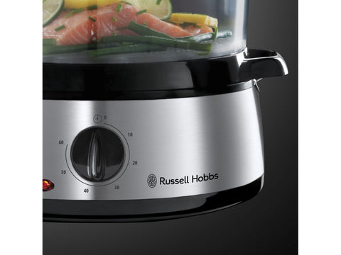 Máquina Cozer a Vapor Russell Hobbs Cook Home 9 L 800 W