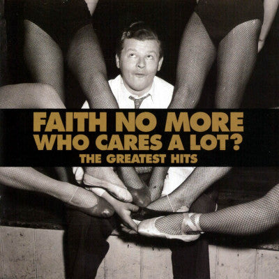 LP Faith No More - Who Cares a Lot - Limited Edition