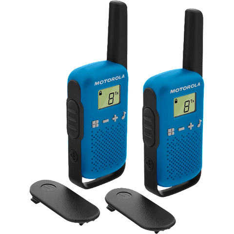 Motorola TLKR T42 Duo Azul - Walkie Talkies