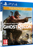 PS4 GHOST RECON WILDLANDS YEAR 2 GOLD