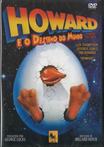 DVD Howard E O Destino Do Mundo