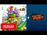 Jogo Switch Super Mario 3D World + Bowser's Fury