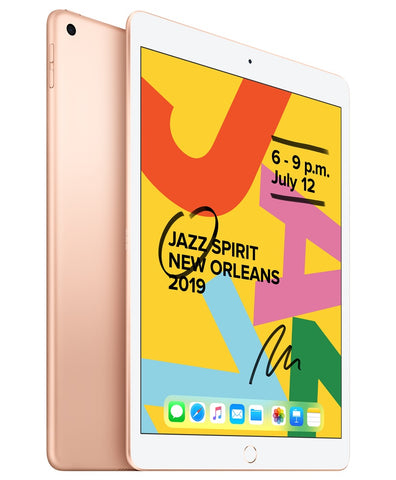 Apple iPad 2019 Dourado - Tablet 10.2