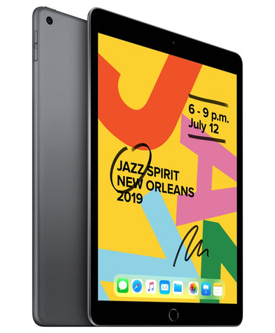 Apple iPad 2019 Cinzento Sideral - Tablet 10.2