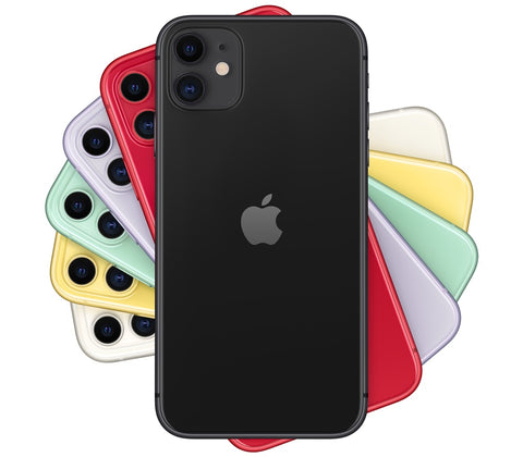 Apple iPhone 11 Preto - Smartphone 6.1