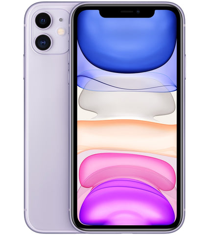 Apple iPhone 11 Roxo - Smartphone 6.1