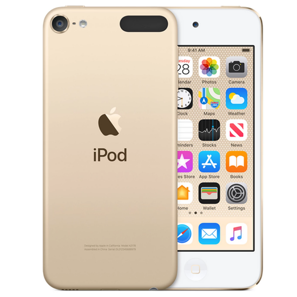 Apple iPod Touch 128GB Dourado