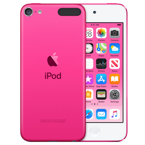 Apple iPod Touch 256GB Rosa